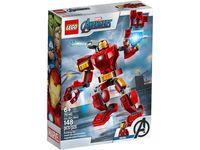 Iron Man Mech 001
