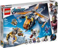 Avengers Hulk Helikopter 001