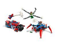 Spider-Man vs. Doc Ock -4 Vorschau