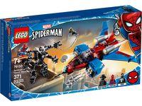 Spiderjet vs. Venom Mech 001