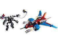 Spiderjet vs. Venom Mech -3 Vorschau