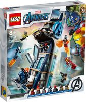 Avengers – Kräftemessen am Turm 001