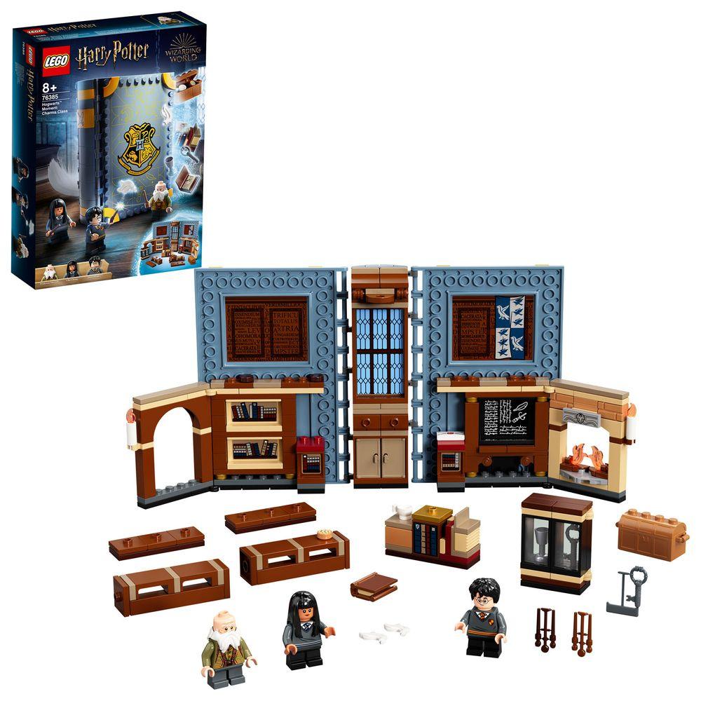 Lego 76385 Harry Potter Buch Zauberkunstunterricht Jb Spielwaren