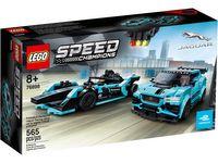 Formula E Panasonic Jaguar Racing GEN 2 car & Jaguar I-PACE eTROPHY 001