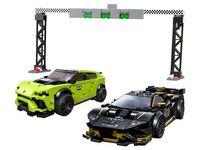 Lamborghini Huracán Super Trofeo EVO & Urus ST-X -2 Vorschau