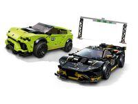 Lamborghini Huracán Super Trofeo EVO & Urus ST-X -3 Vorschau