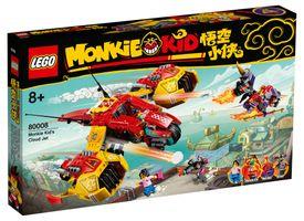 Monkie Kids Wolken-Jet