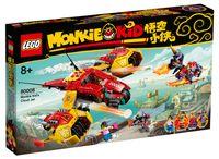 Monkie Kids Wolken-Jet 001