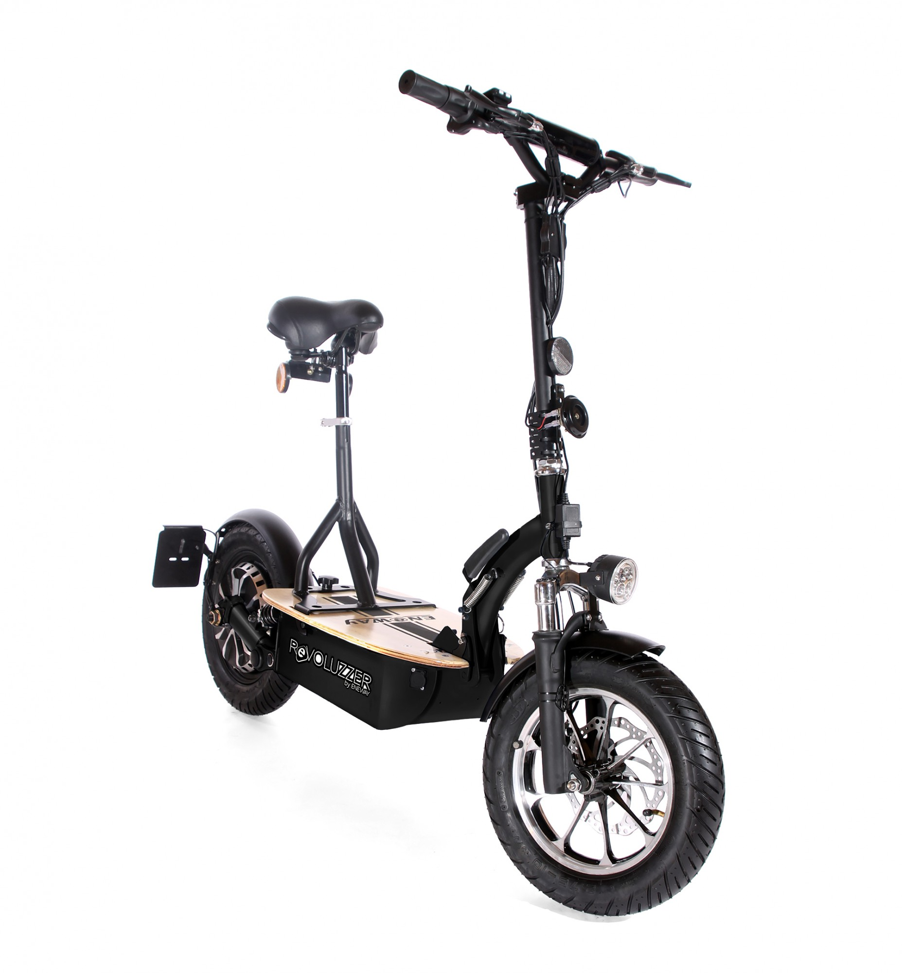der revoluzzer45 e scooter 45km h e fahrzeuge. Black Bedroom Furniture Sets. Home Design Ideas