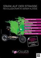 "DIE REVOLUZZI-20 - 14"" E-Scooter 20 km/h Vorführmodell Bild 5"