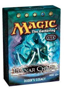 MtG Planar Chaos Theme Deck : Ixidor's Legacy ! engl.