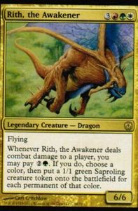 1x Rith, the Awakener ! Duel Decks ! engl. NM!