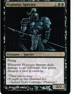1x Hypnotic Specter ! Player Rewards FOIL PROMO  ! engl. NM