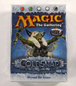 Coldsnap Theme Deck englisch Magic the Gathering MtG – Bild 3