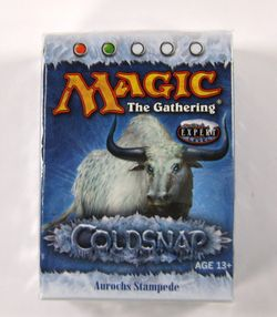 Coldsnap Theme Deck englisch Magic the Gathering MtG – Bild 2