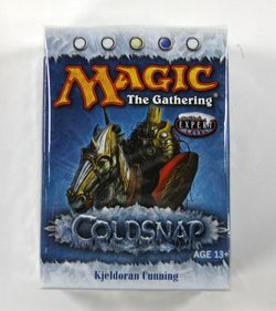 Coldsnap Theme Deck englisch Magic the Gathering MtG – Bild 4