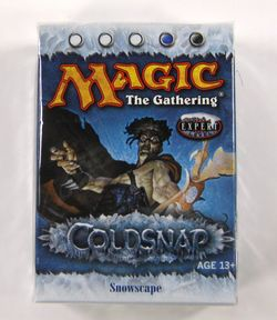 Coldsnap Theme Deck englisch Magic the Gathering MtG – Bild 5