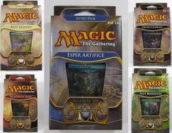 Magic the Gathering Shards of Alara Intro Pack - wählt aus - – Bild 1
