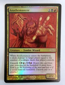 1x Anathemancer ! PROMO FOIL FNM ! engl. NM MtG Magic