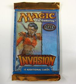 Invasion Booster englisch ! MtG Magic the Gathering