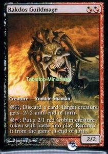 1x Rakdos Guildmage CHAMPS & STATES  PROMO ! engl. NM