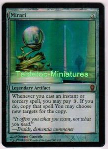 1x Mirari FOIL ! From the Vaults Relics ! engl. NM