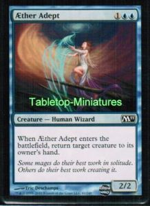 4x Aether Adept ! Magic M11 ! engl. NM