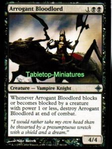 4x Arrogant Bloodlord ! Rise of the Eldrazi ! engl. NM