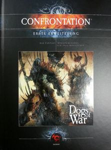 Rackham Confrontation Table Top, Dogs of War - Erweiterungsregelwerk