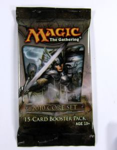 Magic the Gathering MtG Core Set 2010 Booster englisch