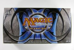 Magic:The Gathering Deckbau Box 2011 (Deutsch)