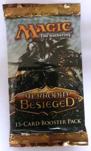 Magic the Gathering Booster Mirrodin Besieged englisch