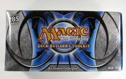Magic: The Gathering Deck Builder's Toolkit 2011 engl.