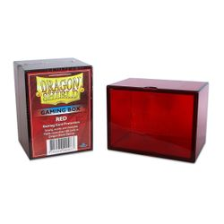 Dragon Shield Gaming Box - Red - Arcane Tinmen