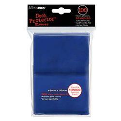 Ultra Pro Deck Protector Sleeves Blue (100) Hüllen (66x91mm)