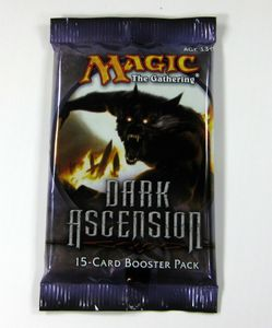 Magic: The Gathering - Dark Ascension Booster englisch