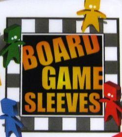 100 Kartenspiel-Hüllen Brettspiel Hüllen - viele Größen - Board Game Sleeves