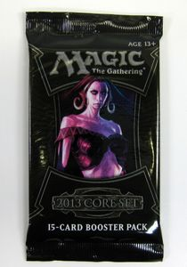 Magic the Gathering 2013 Booster englisch M2013