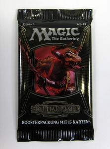 Magic the Gathering 2013 Booster deutsch M2013 Hauptset