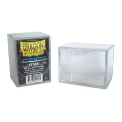 Dragon Shield Gaming Box - Clear - Arcane Tinmen