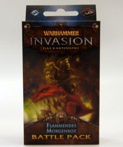 Warhammer Invasion - Flammendes Morgenrot Battle Pack