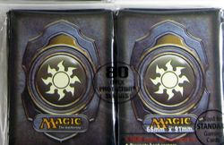 Magic the Gathering Sleeves Mana 3 (80) - Farbe wählen -  – Bild 6