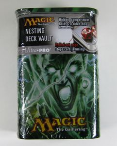 Ultra Pro Deck Vault Graveborn Metall Deck Box Magic MtG