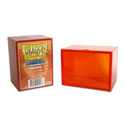 Dragon Shield Gaming Box - Orange - Arcane Tinmen