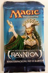 Magic: The Gathering - Rückkehr nach Ravnica Booster deutsch