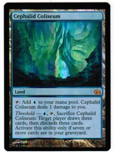 1x Cephalid Coliseum ! From the Vault Realms FOIL ! engl. NM Magic MTG