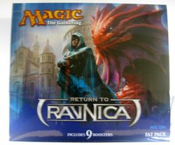 Return to Ravnica Fat Pack engl. MtG Magic the Gathering