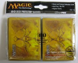 80 Ultra Pro MtG Magic Sleeves - M2013 Nicol Bolas