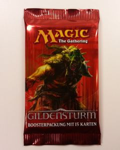 Gildensturm Boosterpackung deutsch Magic the Gathering MtG