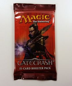 Gatecrash Boosterpackung englisch Magic the Gathering MtG